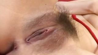 Suzuka Ishikawa plays nasty on her creamy pussy
