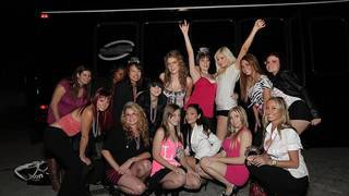 Faapy never miss a beat with horny chicks party