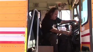 Gigi Rivera Gets Fucked on the Bus